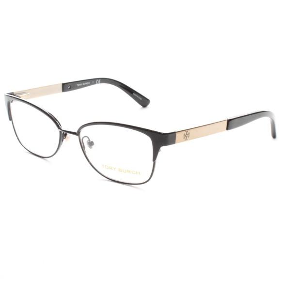 0473d8166302 TORY BURCH Eyeglasses TY 1046 3100 Black/Gold 50MM.  M_5a70fbe69cc7ef7d5a6d572f